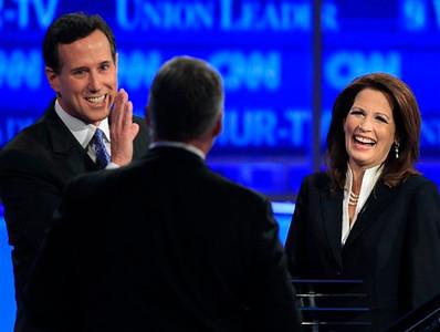 APTOPIX Republicans Debate