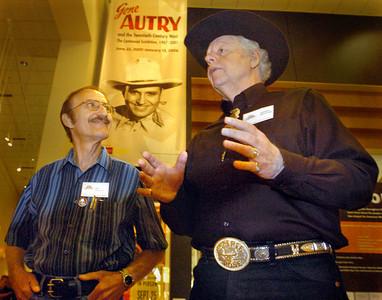 Dennis McCarthy column on Gene Autry fans