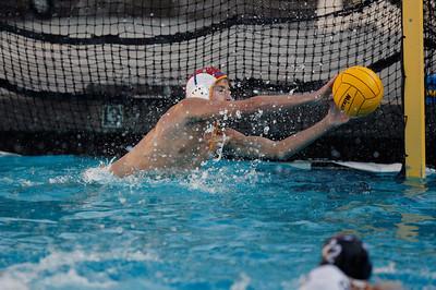 Harvard-Westlake High School vs Notre Dame High School boys junior varsity water polo