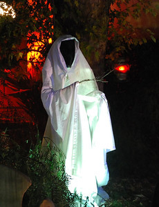 The Haunt With No Name is celebrating 20 years haunting 19351 Hatteras St. in Tarzana. , 2011 is our 20th year! Hours this year are Saturday, Oct. 29, 7 p.m. - 11 p.m.; Sunday, Oct. 30, 7 p.m. - 10 p.m.; Halloween, dusk to 10 p.m. Go to hauntwithnoname.com for more information.