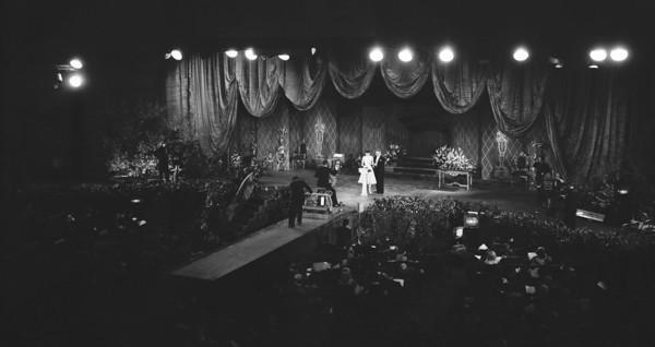 Academy Award  1954  Stage New York
