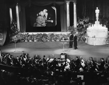 Academy Awards Presentation Ceremony 1953