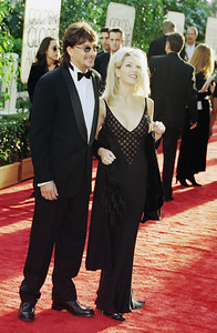 "Actress Heather Locklear with Husband Richie Sambora  Red Carpet  ""Full Length"""