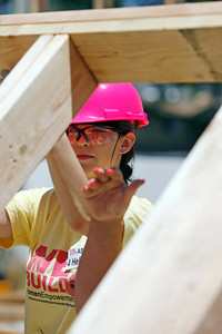 Habitat for Humanity project