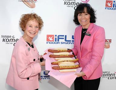 Beverly Pink & Gloria Pink --Pinks Hot Dogs  Photo Credit:--  Dan Steinberg Photography www.dansteinberg.com