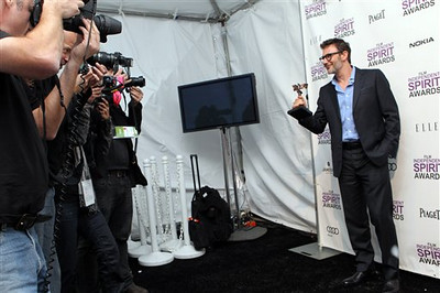 2012 Independent Spirit Awards Press Room