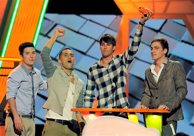 2012 Kids Choice Awards Show