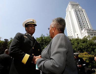 New Los Angeles Fire Department Chief