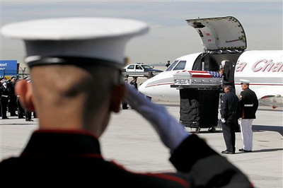 California Soldier Killed