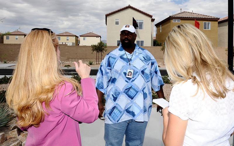 . The farther of missing Matrice Richardson Michael Richardson talks to the media outside the LV PD station during a press conference  to discuss the local aspect of an ongoing investigation into the disappearance of a California woman. Matrice Richardson, was last seen in Malibu California on September 17 , 2009 following her release th from custody by L.A.P.D.. She had been arrested a few hours earlier on a minor misdemeanor charge. Since then there have been several possible sightings of Richardson in Southern Nevada. Las Vegas NV. July 29,2010 Photo by Gene Blevins/LA Daily News