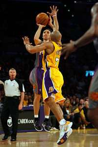 Lakers vs Suns