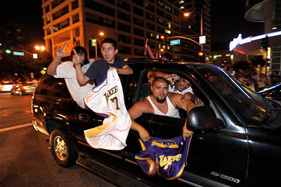 Lakers Policing