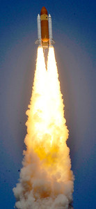 Bittersweet blastoff sends Atlantis back into space  what's potentially its final voyage before retirement after 25 years of spaceflight, shuttle Atlantis unleashed seven million pounds of Earth-shaking thrust when countdown clocks struck zero at 2:20 p.
