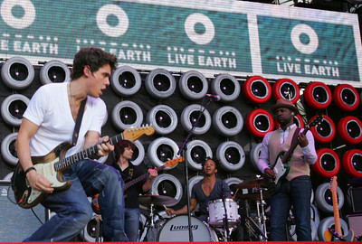 US New Jersey Live Earth