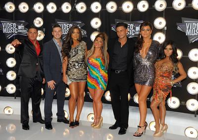 2011 MTV Video Music Awards Arrivals