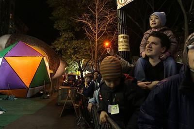 Thanksgiving Parade Balloons