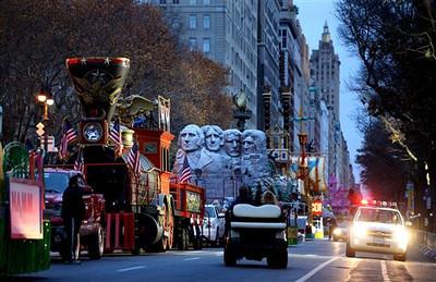 Macys Thanksgiving Parade