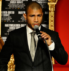 Boxing Press Confernce