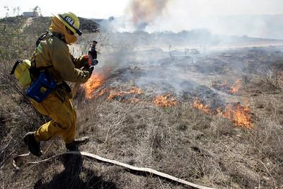 Meadow Ridge Fire