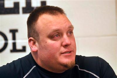 Michigan Player Dies