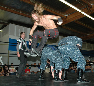 "Millennium Pro Wrestling (MPW) returned with an event titled ""Not Another Pointless Reboot"" featuring ""Hot Rod"" Roddy Pipper in Chatsworth, California on Saturday May 29, 2010. In the main event Logan X defeated Cincinnati Red in a Hair vs Badge match."