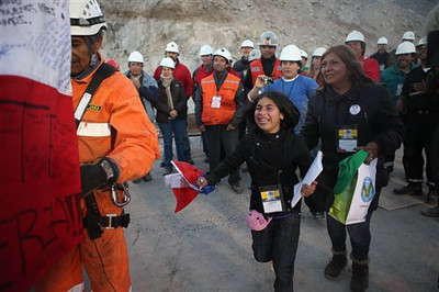 Chile Mine Collapse