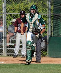 Moorpark vs Simi baseball at Moorpark High School Friday May 6, 2011. (Hans Gutknecht/Staff Photographer)