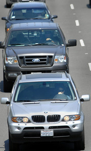 More motorists are driving solo now.