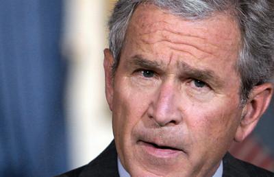 US Bush Mideast