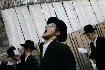 MIDEAST ISRAEL ROSH HASHANAH