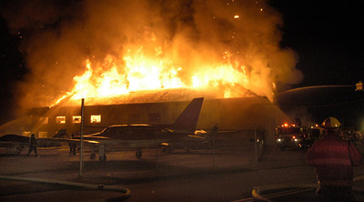 Airport Fire
