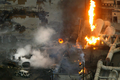 Tacoma Explosion