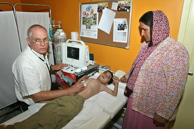 MIDEAST JORDAN IRAQ ISRAEL DOCTORS