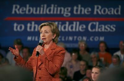 Clinton 2008 Retirement Accounts