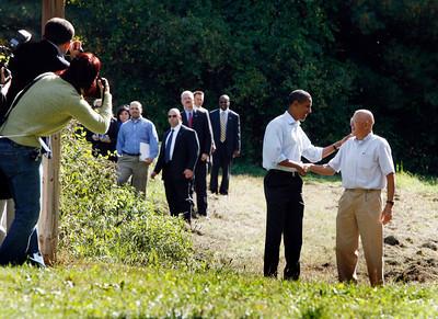 Obama 2008 White House