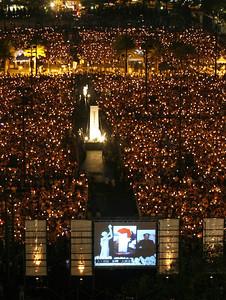 HONG KONG CHINA REMEBERING TIANANMEN