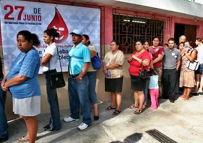 El Salvador HIV