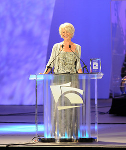 Dame Helen Mirren during Opening Night at the Hollywood Bowl, Friday, June 17, 2011 in Hollywood, Ca. (Hans Gutknecht/Staff Photographer)