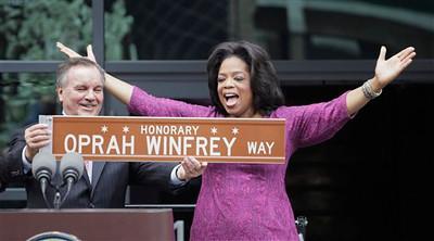 Oprah Winfrey Way