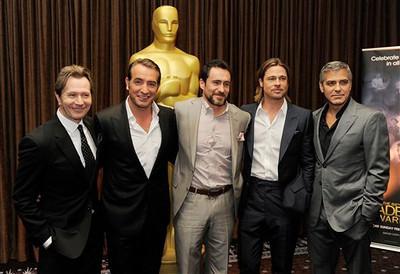CORRECTION Oscar Nominees Luncheon