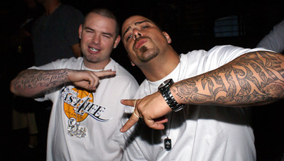 Paul Wall at the Key Club in Hollywood, Ca. on September 9, 2007 Photo by Scott Ramon/Video Fusion