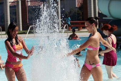 Northridge Park Aquatic Center