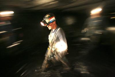 APTOPIX Utah Mine Collapse