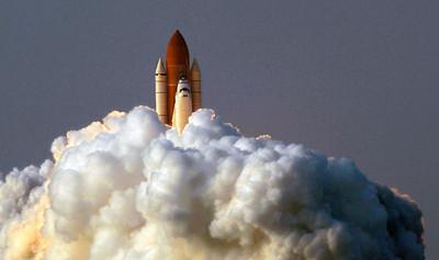 APTOPIX Space Shuttle