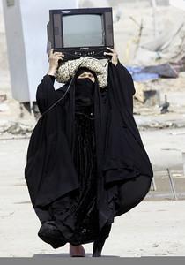 APTOPIX IRAQ REFUGEES