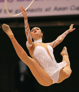 APTOPIX Japan Rhythmic Gymnastics