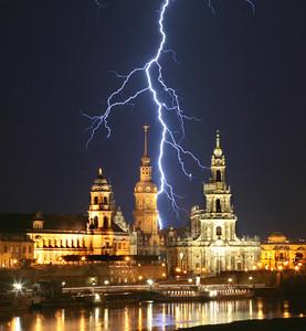 APTOPIX Germany Weather