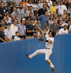 APTOPIX Blue Jays Yankees Baseball