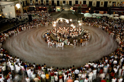 SPAIN REBOLTOSA DANCE