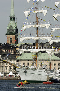 SWEDEN TALL SHIPS RACES